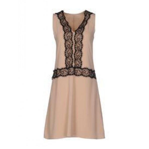 Стилна рокля от трико